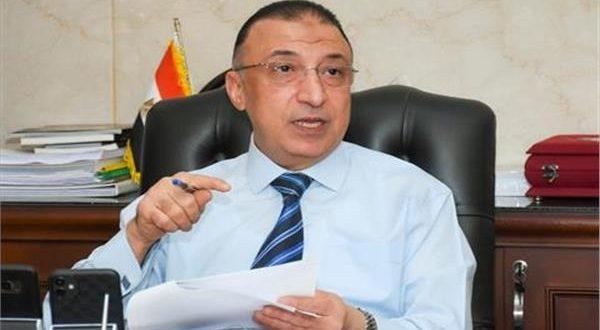 اللواء محمد الشريف محافظ الإسكندرية