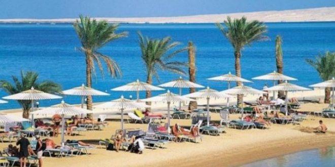 المنتجعات السياحية بجنوب سيناء تشهد إقبالاً كبيراً وإشغالات الفنادق 95%