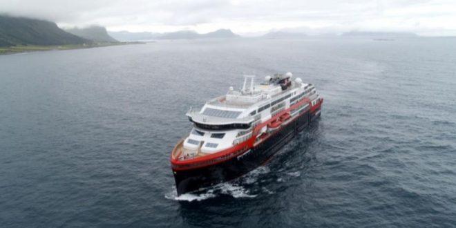 النرويج تكشف عن إصابة 33 فرداً من طاقم إحدى السفينة السياحبة بكورونا