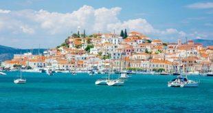 اليونان تفرض التدابير الصحية على جزيرة بوروس بسبب تفشي كورونا