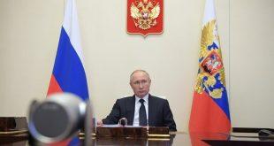 الرئيس الروسي يعلن عن تسجيل أول لقاح ضد فيروس كورونا في العالم