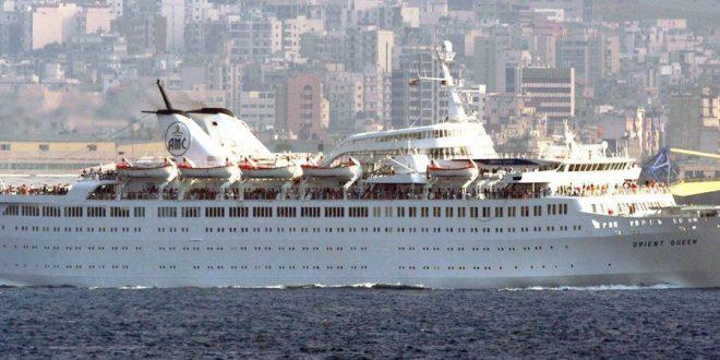 تفاصيل غرق الباخرة السياحية أورينت كوين بالبحر المتوسط وفشل جهود الإنقاذ