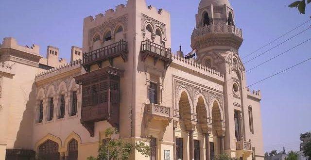 ترميم قصر السلطانة ملك بمصر الجديدة لإعادة توظيفه كمركز لتنمية الإبداع