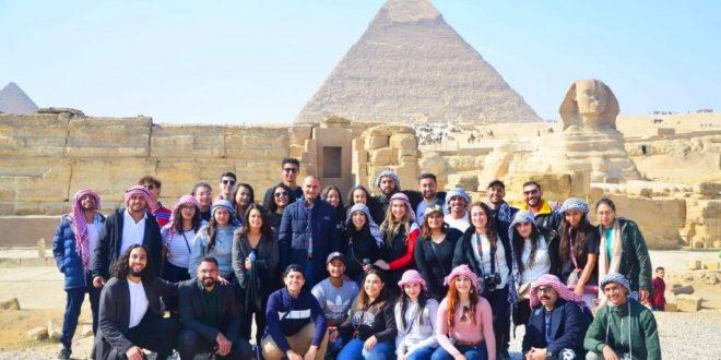 """الجالية المصرية في أوروبا تطلق مبادرة """"Discover Egypt """" لدعم قطاع السياحة"""