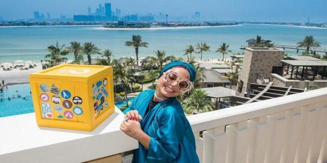 دبي تطلق حملة مغامرات سياحية... اكتشف صيفك