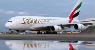 طيران الإمارات تفوز بلقب أفضل ناقلة جوية بالعالم للعام السابع على التوالي