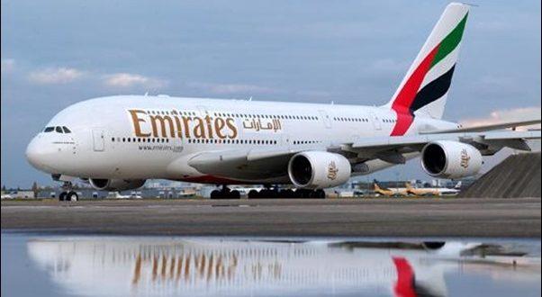 طيران الإمارات تزيد عدد الوجهات الدولية إلى 78 مدينة من أول سبتمبر