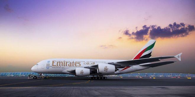 طيران الإمارات تعيد تشغل طائرتها A380 إلى غوانزو و4 رحلات للقاهرة 8 أغسطس