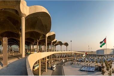 كورونا يهبط بأعداد المسافرين عبر مطار الملكة علياء 70% على أساس سنوى