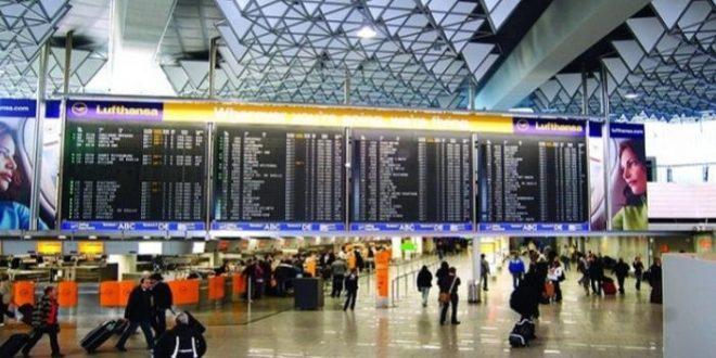 كورونا يصيب مطار فرانكفورت بالشلل ويكبد قطاع الفنادق خسائر فادحة