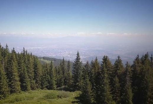 متنزه فيتوشا فى بلغاريا ملاذ للتواصل مع الطبيعة