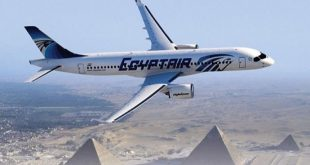 غداً.. مصر للطيران تسير 41 رحلة جوية لنقل 4800 راكب