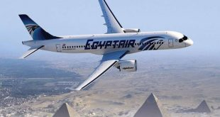 مصر للطيران تسير 56 رحلة جوية بينها 20 داخلية لنقل 4930 راكباً .. غداً