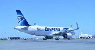 مصر للطيران تسير 30 رحلة دولية بينها لندن وبيروت وإسطنبول لنقل 4100 راكب