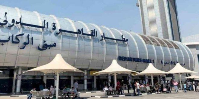 مطار القاهرة يسير 143 رحلة طيران إلى وجهات دولية وداخلية لنقل 14 ألف راكب
