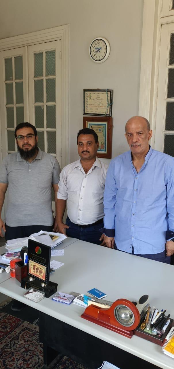 نقابة التطبيقيين بالإسكندرية توافق على دخول السياحيين النادي الاجتماعي22