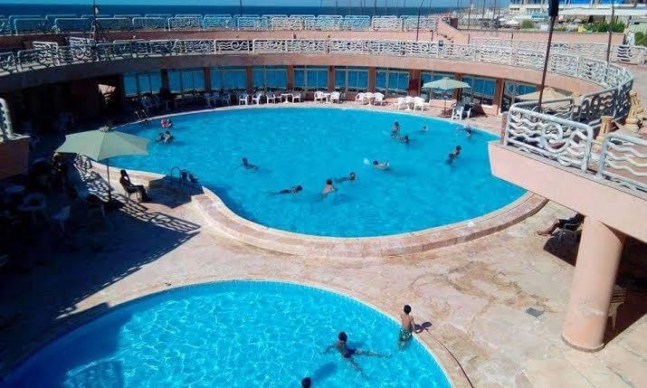 نقابة التطبيقيين بالإسكندرية توافق على دخول السياحيين النادي الاجتماعي2