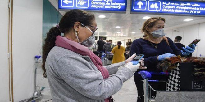 وزارة السياحة تعفى مواطنى دولتين من تحليل بي سي أر قبل الدخول لتونس