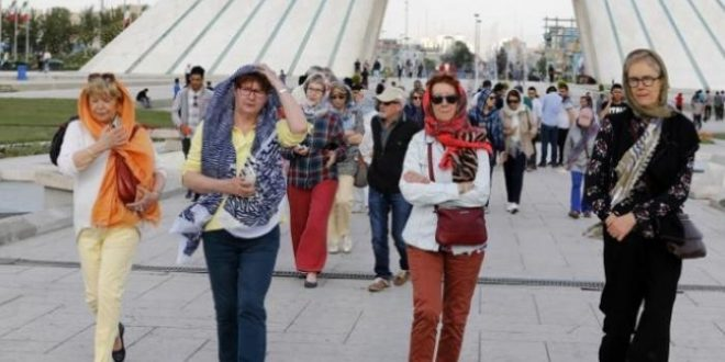 وزير إيراني يحذر من إفلاس قطاع السياحة بسبب استمرار الإغلاق