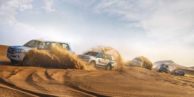 """دبي تتصدر قائمة """"تريب أدفايزر"""" لأفضل تجربة سياحية فى العالم لعام 2020"""