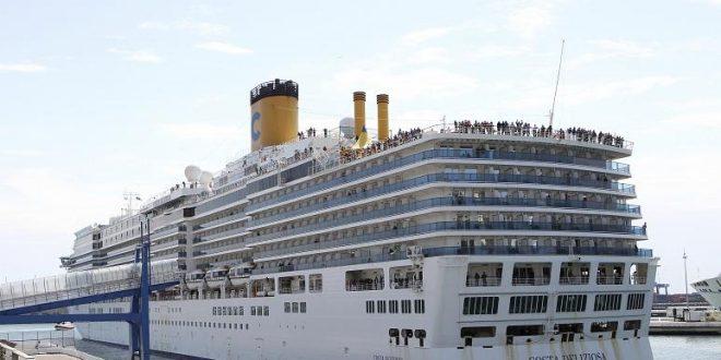 انطلاق أولى رحلات السفن السياحية من إيطاليا في البحر المتوسط