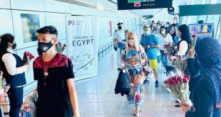 مطار الغردقة يستقبل 4 رحلات سياحية من التشيك أسبوعياً بدءاً من اليوم