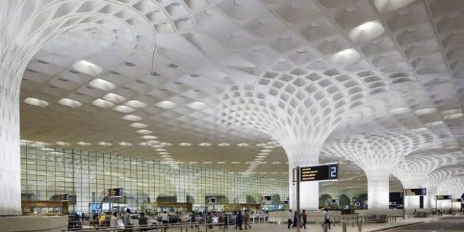 مطار مومباي الدولى