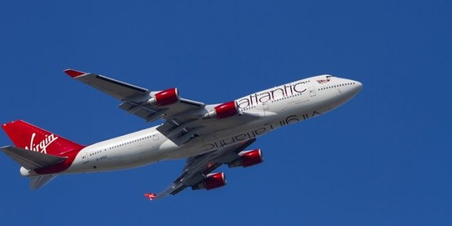 إشهار إفلاس فيرجن أتلانتيك للطيران في الولايات المتحدة