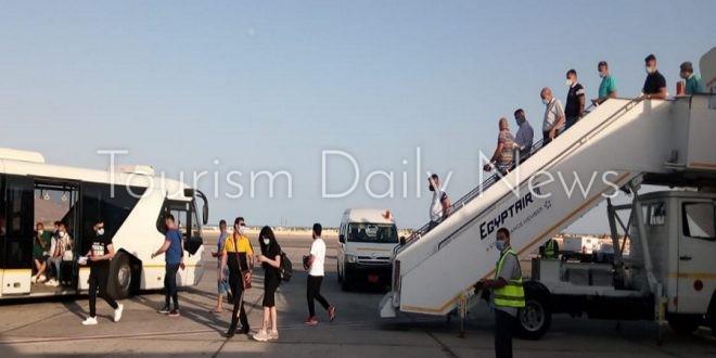 شرم الشيخ تستقبل أولى الرحلات السياحية من بغداد