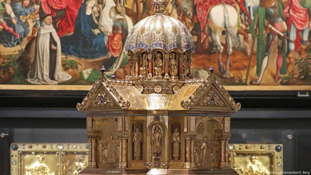 ألمانيا تكشف عن مقصد سياحي جديد لرفات القديسة كورونا شفيعة الأوبئة
