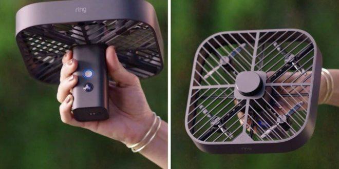 أمازون تكشف عن كاميرا منزلية أمنية متطورة توفير زوايا نقاط نظر متعددة