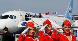 إيروفلوت تنظم رحلات جوية إضافية إلى تركيا 2 لإسطنبول وواحدة لأنطاليا يوميا
