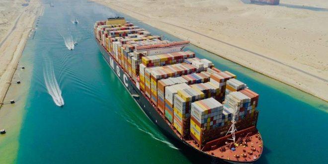 التخطيط تكشف عن إجمالي إيرادات قناة السويس وحركة التجارة العالمية