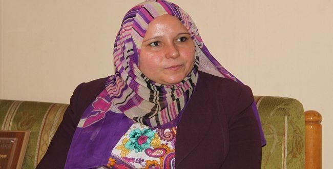 الدكتورة أميمة غانم زيدان المستشار الثقافي المصري في الصين