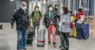 الصين تفرض على القادمين من الولايات المتحدة تقديم شهادة اختبار كورونا