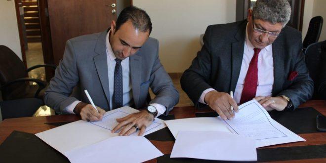 بروتوكول تعاون بين نقابة السياحيين والمعهد العالي للسياحة والفنادق بدمياط