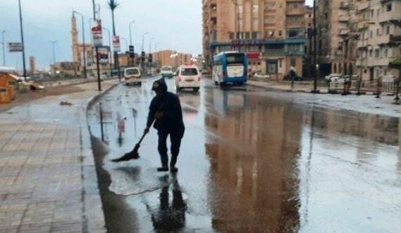 مركز التنبؤ بالفيضان التابع لوزارة الري يكشف حقيقة سقوط أمطار