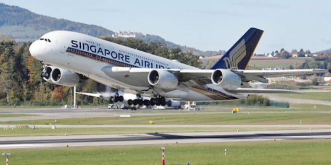 """الخطوط الجوية السنغافورية تعتزم تسيير رحلات إلى """"لا وجهة"""" فى أكتوبر"""