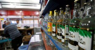 ديلي تلغراف تبرز سماح أبو ظبي تداول الخمور وتوزعيها منشوراً على المحلات