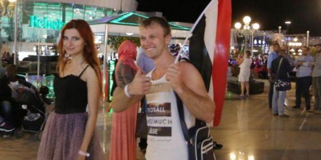 روسيا تستأنف حركة الطيران إلى مصر بـ 3 رحلات أسبوعية