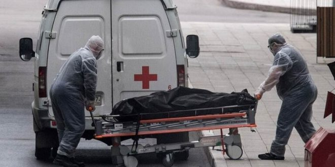 روسيا تسجل 144 وفاة و5762 إصابة جديدة بكورونا خلال الـ 24 ساعة الماضية