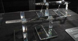 متحف ياباني يعرض سيوف مصنوعة من النيزك