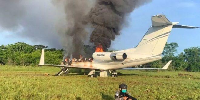 طائرات تهريب المخدرات تغزو أجواء جواتيمالا .. ومصرع 4 أشخاص