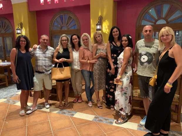 ممثلو 19 شركة سياحية صربية يتعهدون بزيادة الأعداد الوافدة لمصر