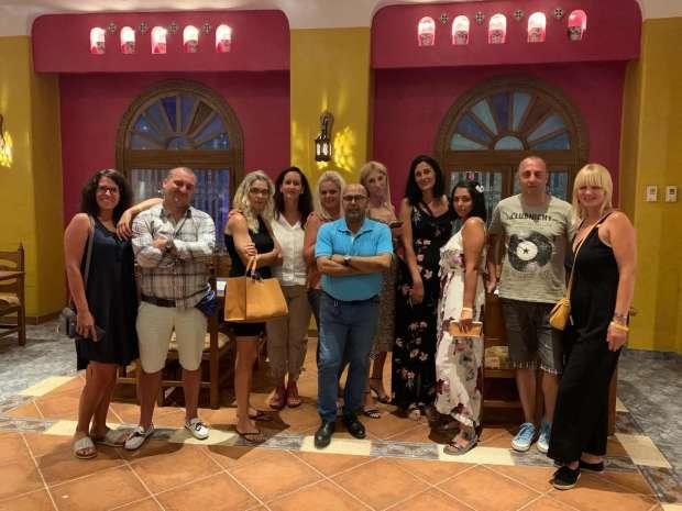 ممثلو 19 شركة سياحية صربية يتعهدون بزيادة الأعداد الوافدة لمصر1