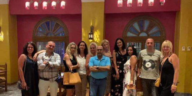 ممثلو 19 شركة سياحية صربية يتعهدون بزيادة الأعداد الوافدة لمصر2