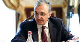 وزير خارجية أرمينيا