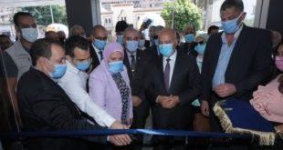 وزیر النقل يفتتح مبنى رئاسة الھیئة المصریة لسلامة الملاحة بعد تطويره