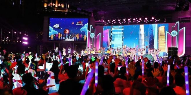 مهرجان شانغهاي ينعش السياحة الداخلية فى الصين
