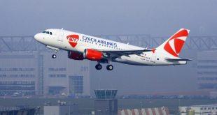 الخطوط الجوية التشيكية تستأنف رحلاتها إلى موسكو 4 أكتوبر